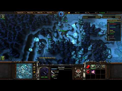 WarCraft 3 Farmer Vs Hunter #449