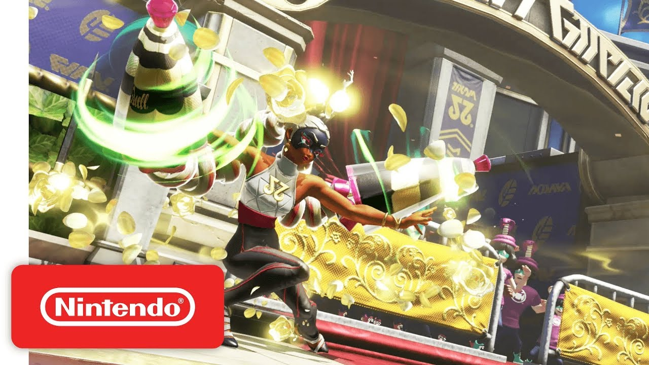 Best Nintendo Switch Games 2017 | Time