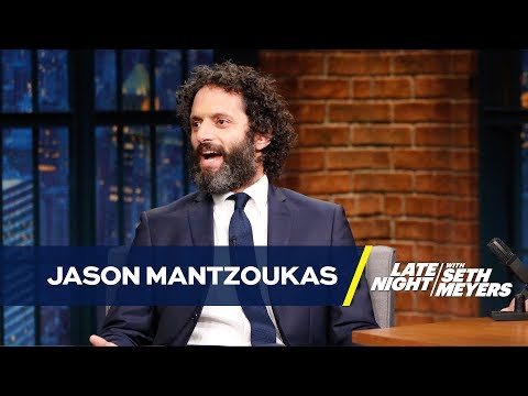Jason Mantzoukas Respects Jeremy Renner for Lighting Himself on Fire