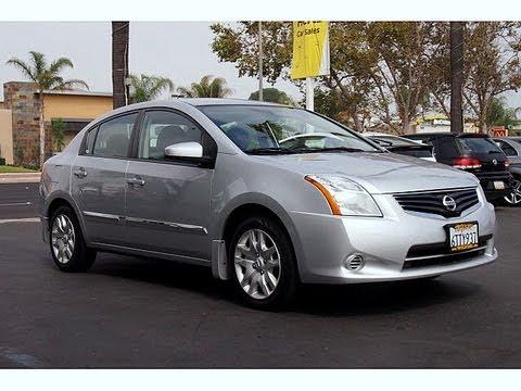 2012 Sentra S For Sale $13,056 Hertz Car Sales Costa Mesa CA 714-434-3721