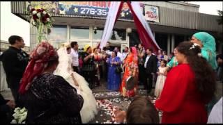 Червоня и Ловарка цыганская свадьба Новосибирск Алмата