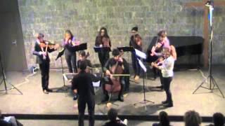 J.S. Bach: 6ème concerto brandebourgeois - 1er mouvement