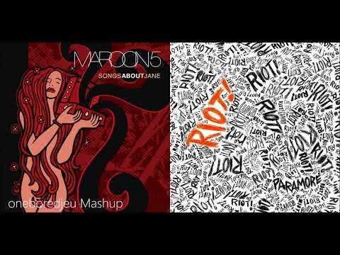 Harder To Crush - Maroon 5 vs. Paramore (Mashup)