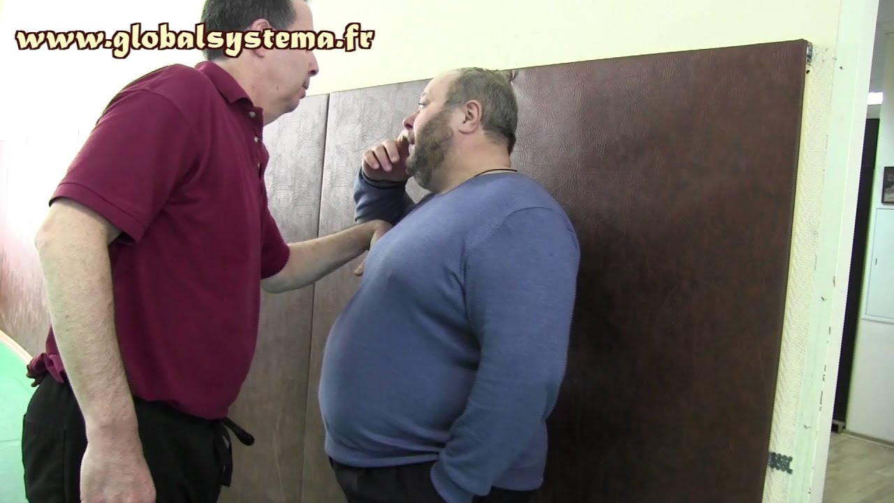 Systema Moscou (9/10) -- Couteau avec Ryabko/ Knife with Ryabko