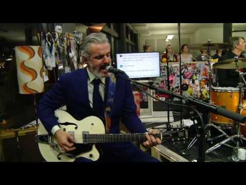 Joiz Living Room: Triggerfinger live mit