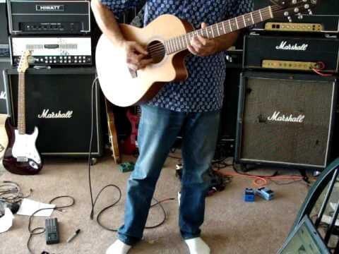 2004 Godin Seagull S6 CW Folk Acoustic Electric Guitar