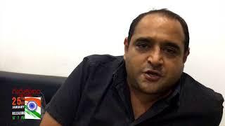 Vikram.K.Kumar's soundbite || Gurukulam || Rajiv Kanakala, BVR Shiva Kumar || SocialNews.XYZ