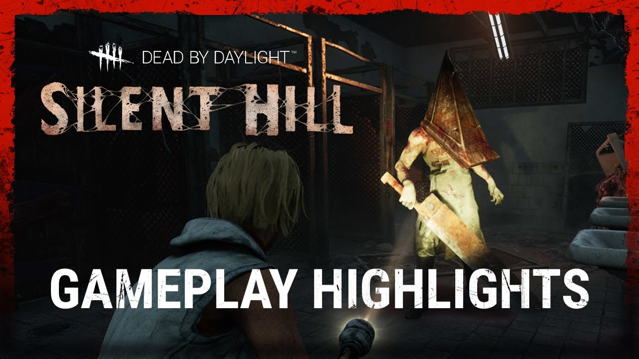 DbD x SH | When Dead by Daylight Meets Silent Hill