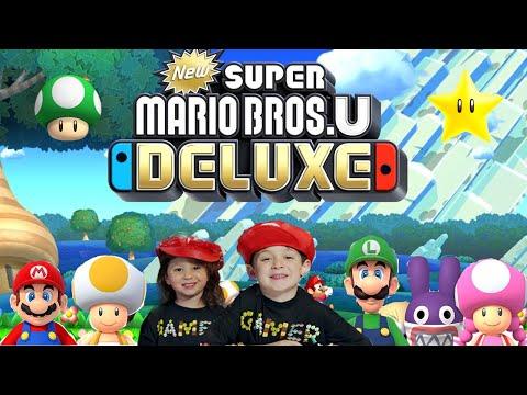 What S Different In New Super Luigi U Wii U Youtube