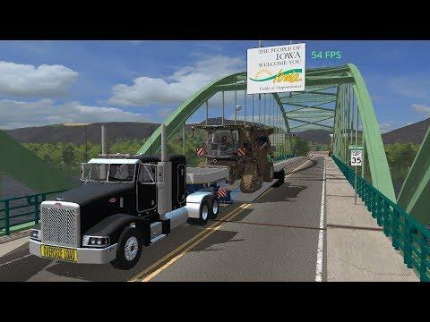 FS17 Upper Mississippi River Valley- Map Tour