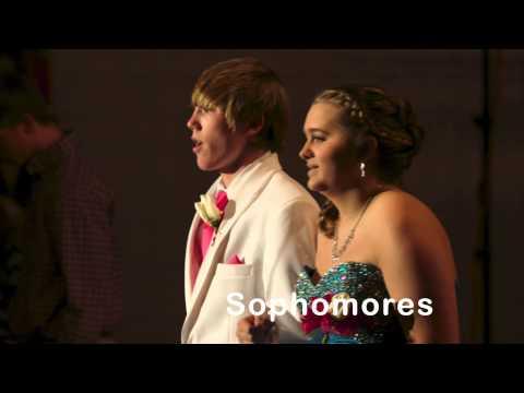 2015 Valentine's Day Coronation, Valentine, NE