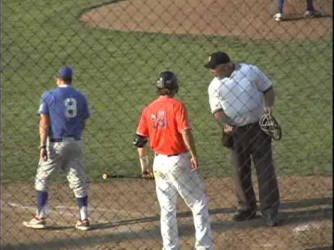 Baseball: Premier Insurance vs Pepsi (7/2/13)