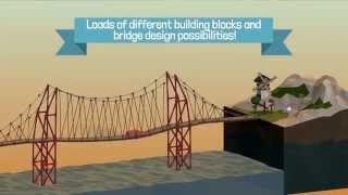 Poly Bridge [Early Access Trailer][PC/MAC/Linux]