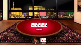 Isaac Haxton vs Ryan Daut, World Poker Tour 5 Caribbean Adventure - Pro vs. Pro #20