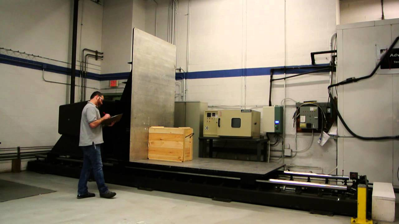 ISTA / ASTM Package Testing - Advanced Packaging