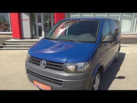 Купить Volkswagen Transporter (Фольксваген Транспортер) Дизель MT 2012 г. с пробегом бу в Саратове