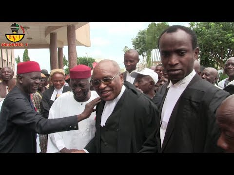 Drama As Nigeria Legal Team Admits They Are Confused In Biafra Case.
