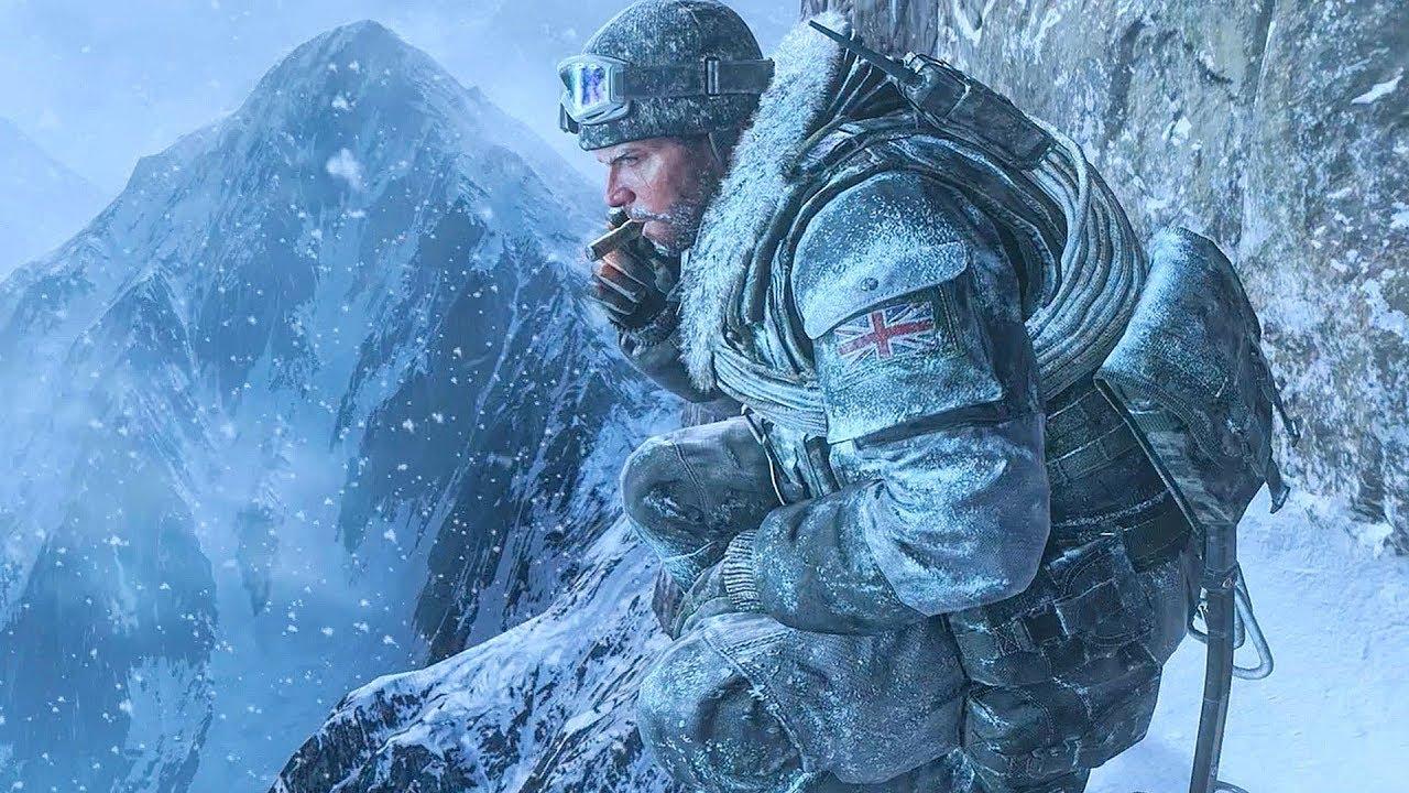 Call Of Duty Modern Warfare 2 Remastered Gameplay Walkthrough