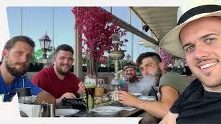 Woche 2 - BeoBoys erreichen Bosporus