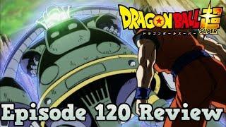 Dragon Ball Super Episode 120 Review: A Perfect Survival Strategy! Universe 3's Menacing Assassins