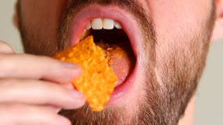 Can you handle open mouth chewers?