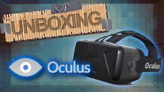 Unboxing Oculus Rift Development Kit 2.0 I Kit de Desarrollo I