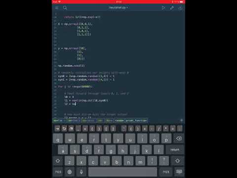 Preslav Rachev | Data Science on Your iPad