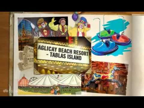 Aglicay Beach Resort Alcantara Tablas Island Philippines