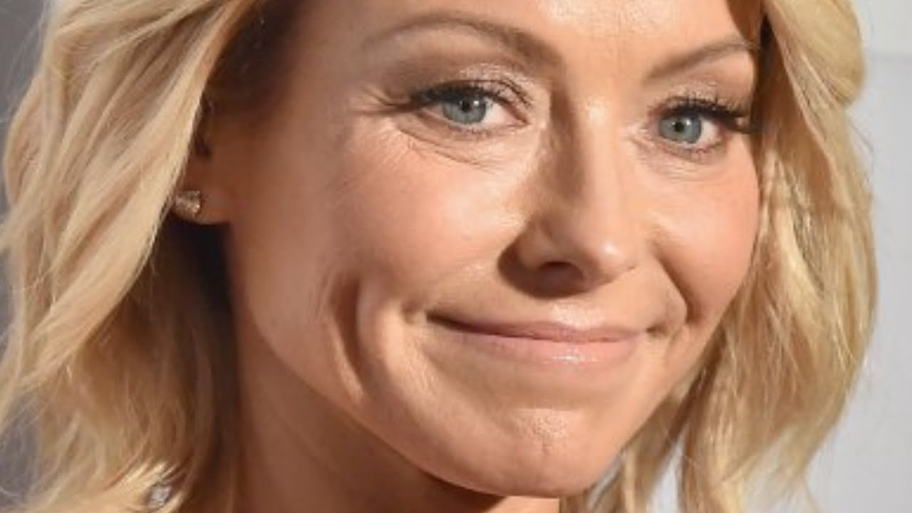 The Gorgeous Transformation Of Kelly Ripa