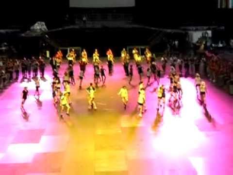 Virginia International Tattoo 2011 - Americana Dance Set