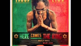 Snoop Lion - Here Comes The King [Dec 2012] [Major Lazer]
