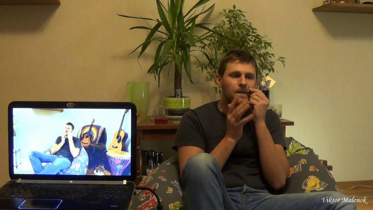 Игра на якутском хомусе.AVI - YouTube