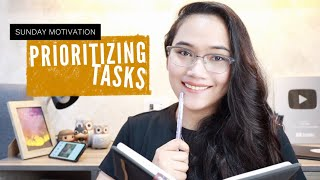 Prioritizing Tasks: Delilah Technique - Productivity - Sunday Motivation