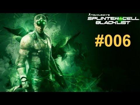 Splinter Cell Blacklist Gameplay PC [Deutsch/German] #006 - Mission 3 Dallas (1/3)