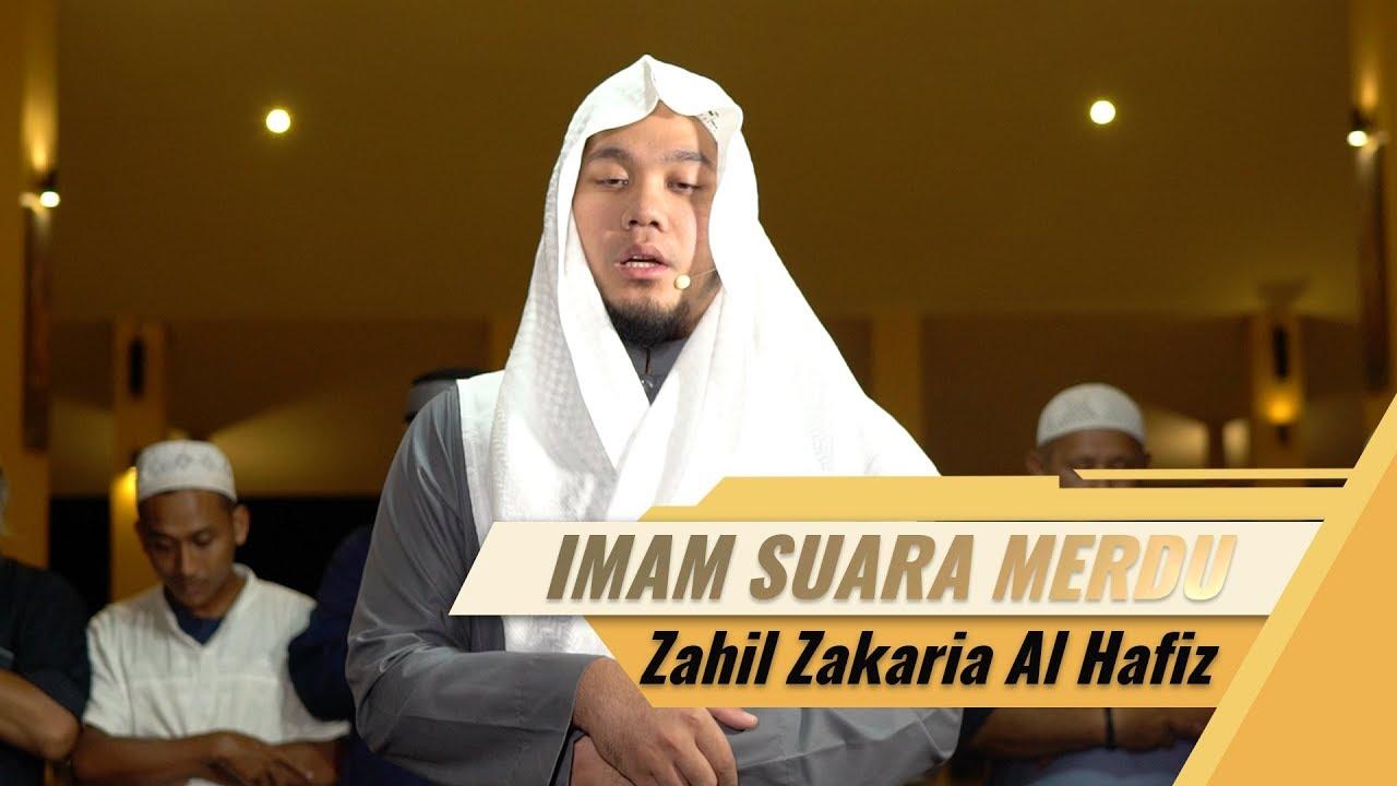 Imam Sholat Merdu Ustadz Zahil Zakaria Al Hafiz Surat Al Hajj 1 11