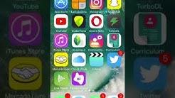 Como instalar iOS 11 no iPhone 4,4s,5,5c ....