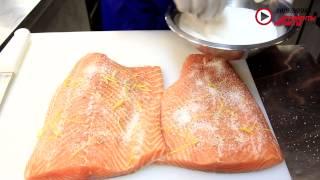 Как приготовить лосося «Гравлакс»