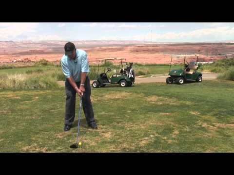 Tips on Left Arm Control to Improve Your Golf Swing : Golf Lessons