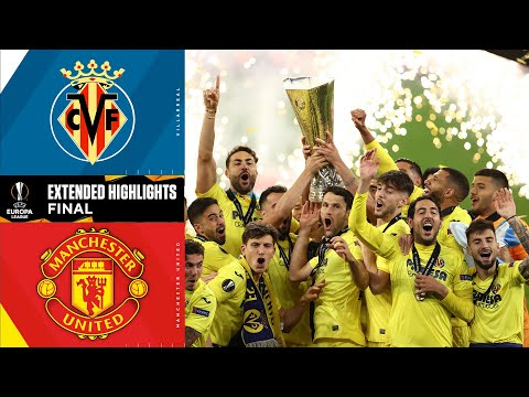 Download Villarreal vs Manchester United: Extended Highlights   Europa League Final   UCL on CBS Sports