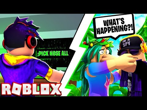 I TOOK OVER MY KIDS ACCOUNTS WHILE THEY WERE IN A GAME! — Roblox