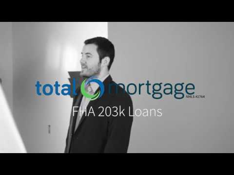 FHA 203k Renovation Loan Explained | Find The Perfect Loan