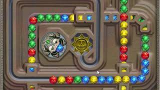 Zuma Deluxe PC gameplay/PC game reviews