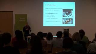 Gesundheitsprävention durch Bewegung - Vortrag mit Antje Peuckert