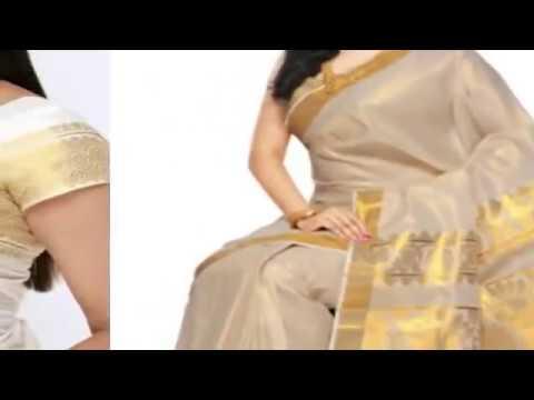 kerala sarees designs