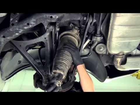 Замена заднего амортизатора volkswagen touareg 1 Замена лампы стоп-сигнала пежо 4007