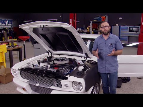 A '66 Mustang Gets A 5-Speed Fix - Detroit Muscle S3, E5
