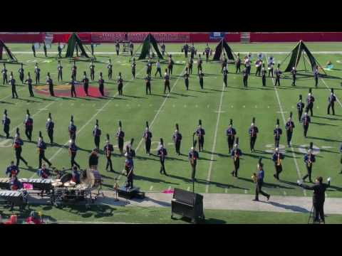 Romeoville High School Marching Band ISU 2016