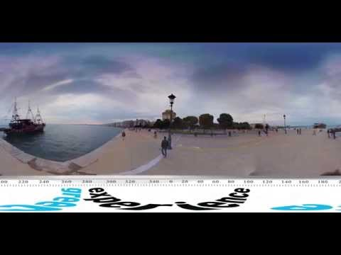 Experience Thessaloniki 360º video