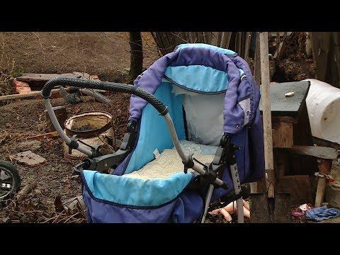 Корреспондент волгоградских «Вестей» посмотрел, в каких условиях жил погибший в Суровикино ребенок