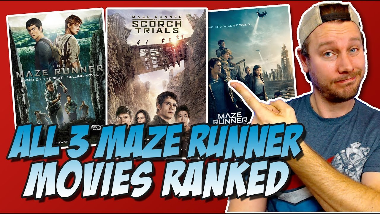 all three maze runner movies ranked from worst to best w the death